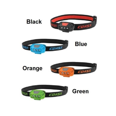 Coast FL14 Headtorch - 37 Lumens